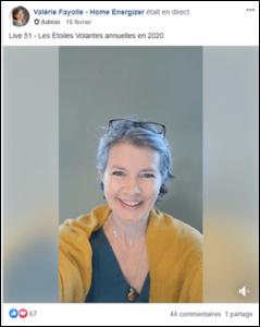 Valérie Fayolle groupe Facebook